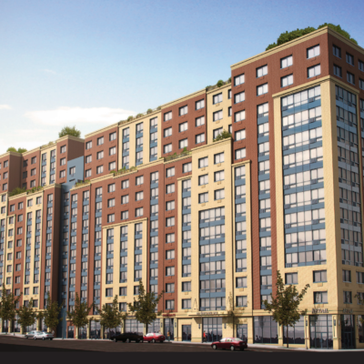 1125 Whitlock Avenue, 474-Unit South Bronx Affordable Housing Project