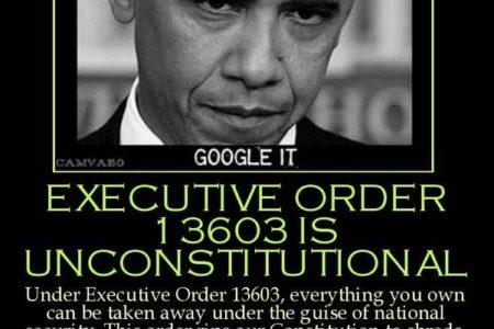 Executive Order 13063