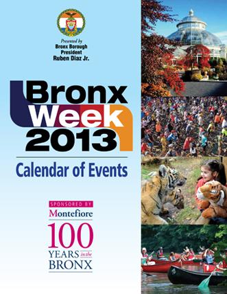 Bronx Week 2013