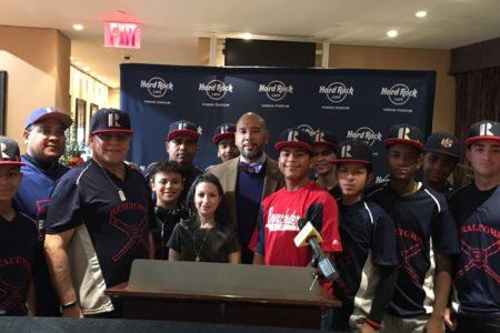 BP Diaz & AT&T Host Little League Awards Celebration
