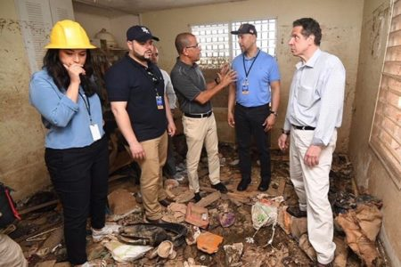Gov. Cuomo Launches The NY Stands With Puerto Rico Recovery & Rebuilding Initiative