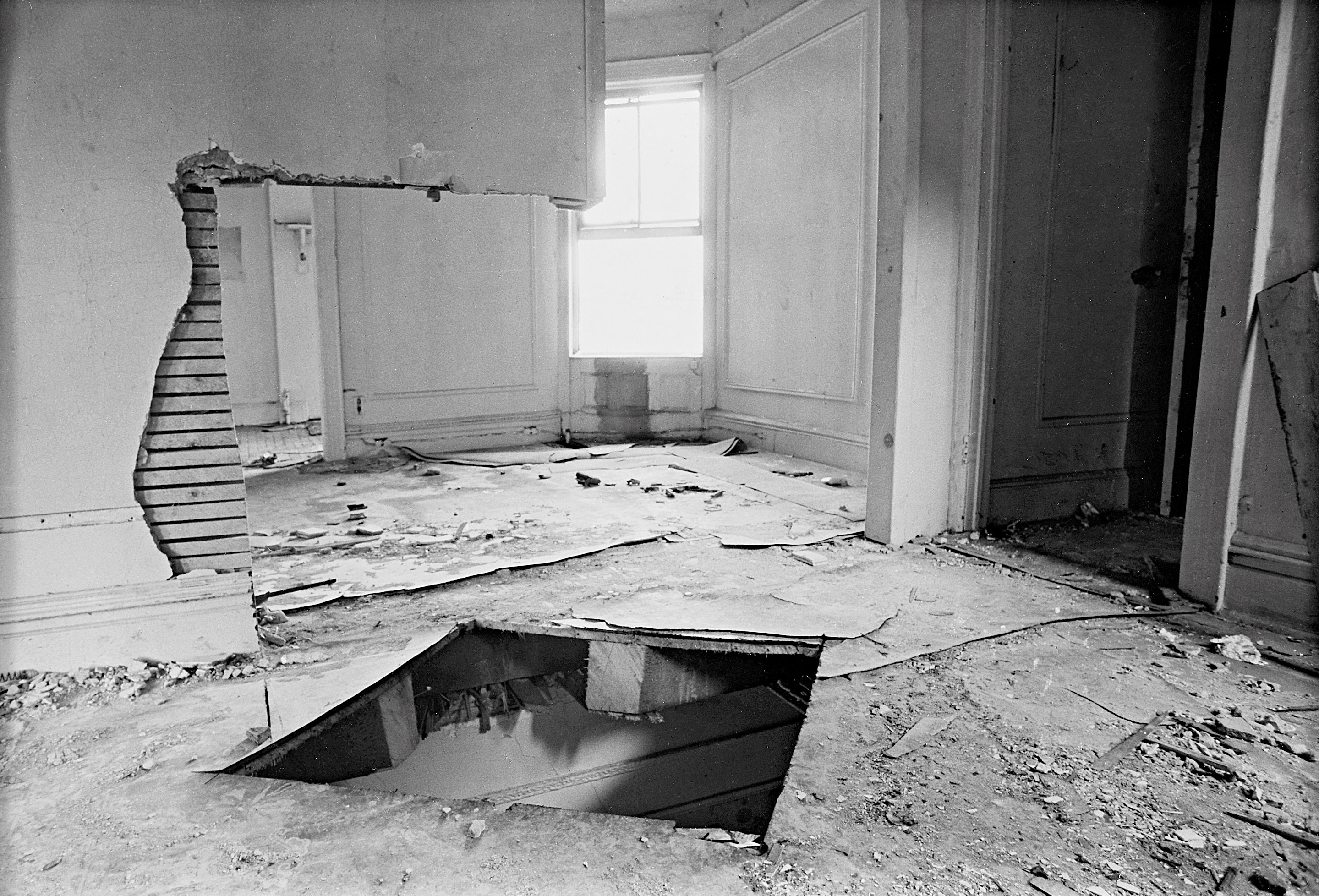 Revisiting Gordon Matta-Clark's Fusion Of Art, Architecture & Anarchy