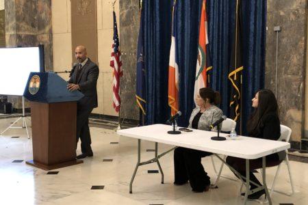 Legionnaires' Disease Symposium Held In Bronx