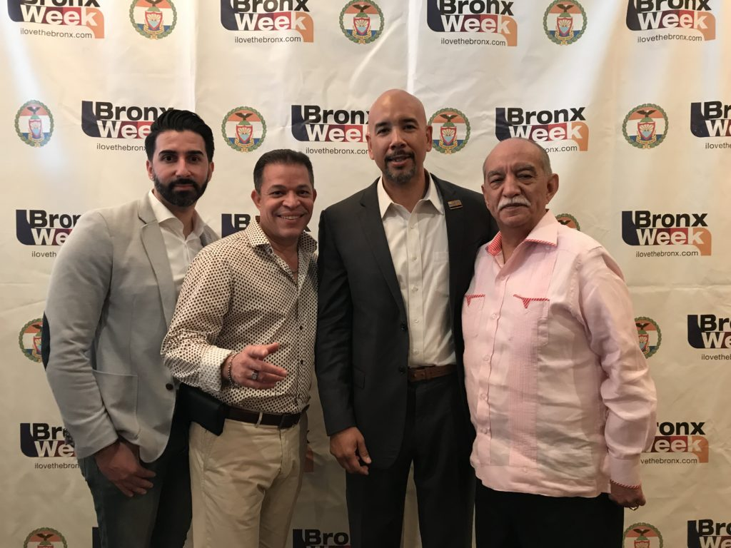 Bronx Week 2019 Sponsors Luncheon