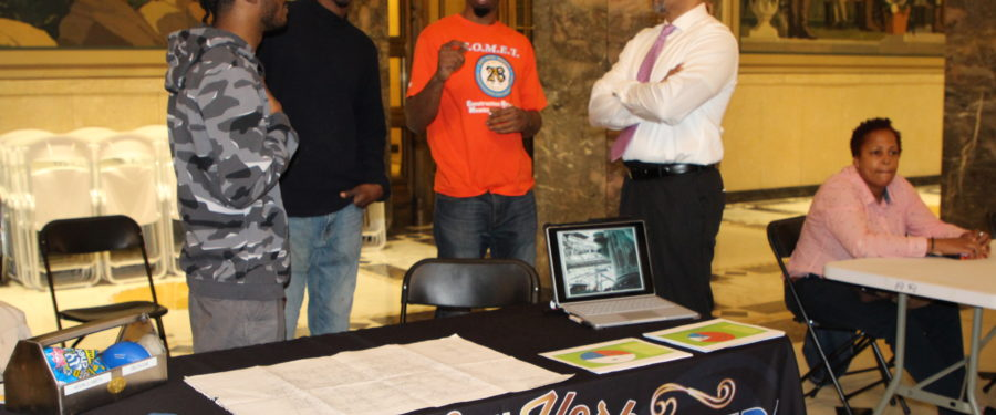 """""""Construction Career Information Session"""" Held In Bronx"""