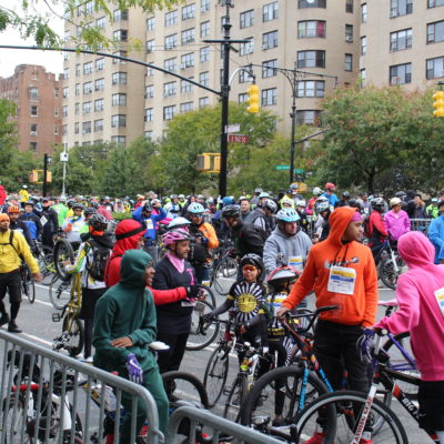"BP Diaz & The Bronx Tourism Council  Host 24th Annual ""Tour de Bronx"""