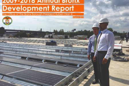 "BP Diaz Releases His ""Bronx Annual Development Report"""