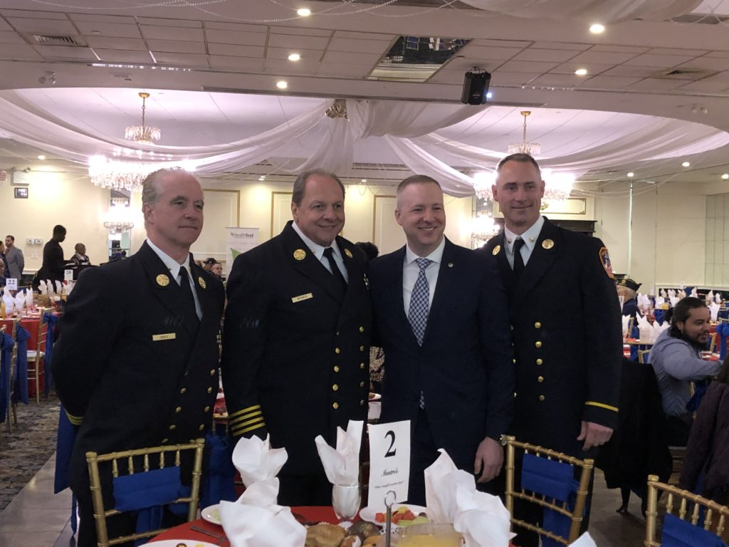 Annual Bronx Veterans' Appreciation Day Breakfast