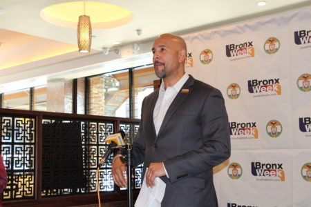 Bronx Week 2019 Sponsors Luncheon