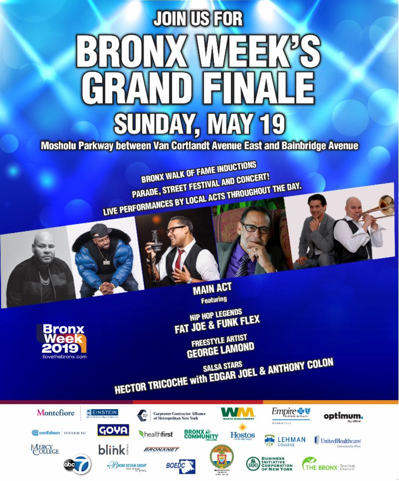 Bronx Week 2019 Grand Finale Concert