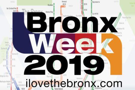 Kicking-Off Bronx Week 2019