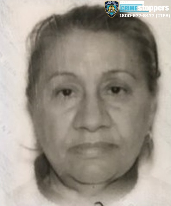 Lorenza Velazquez, 72, Missing