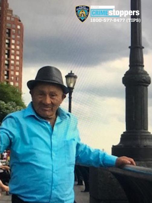 Manuel Jesus Mayancela-Yubi, 73, Missing