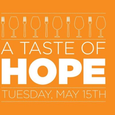 """Annual Fundraising Event """"A Taste of HOPE"""" To Help Give City Residents A 2nd Chance"""