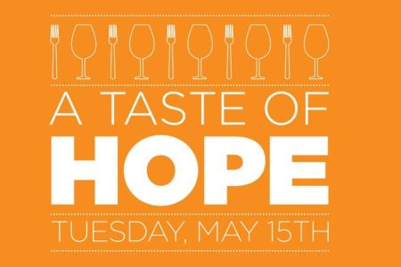 "Annual Fundraising Event ""A Taste of HOPE"" To Help Give City Residents A 2nd Chance"