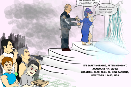 A 21st Century Holocaust… In New York…
