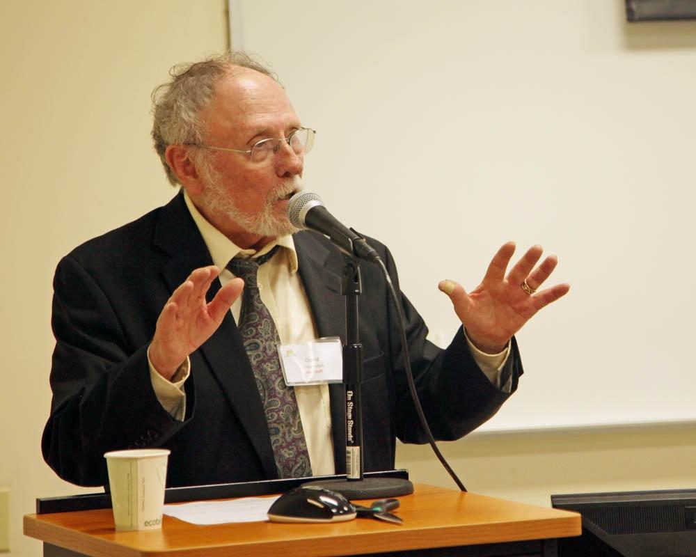David Hepinstall, Executive Director, AEA