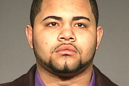 Man Arrested After Pointing Gun At Officer; Cops Looking For A 2nd Suspect