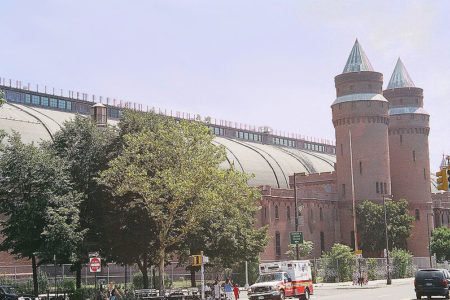 Eighth Regiment Armory
