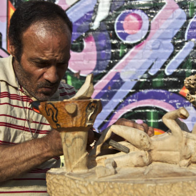 'Outsider' Artist In The South Bronx