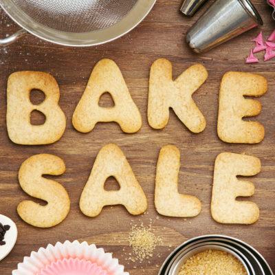 Sunday Garage & Bake Sale