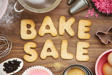 Sunday Garage & Bake Sale