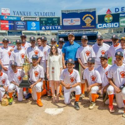 BP Diaz, AT&T & NY Yankees Host 6th Annual Borough President's Cup Little League Championship
