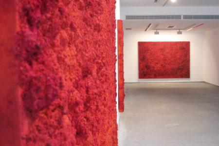 Mexican Artist Bosco Sodi's Bronx Exhibition