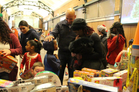 BP Diaz Hosts Toy Giveaway For Veterans & Active Military Members