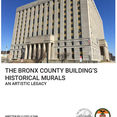 The Bronx County Building's Historic Murals: An Artistic Legacy