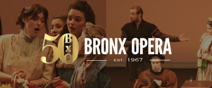 Bronx Opera Announces Its 51st Season