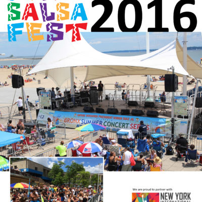 Announcing Bronx Salsa Fest 2016