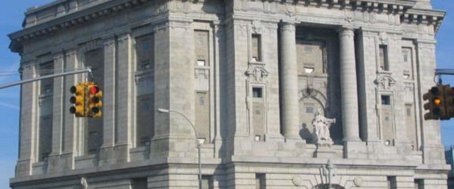 The Bronx Borough Courthouse