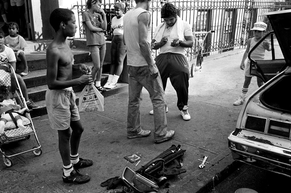 A Portrait Of Young Men Coming Of Age In Bronx 1977-2000