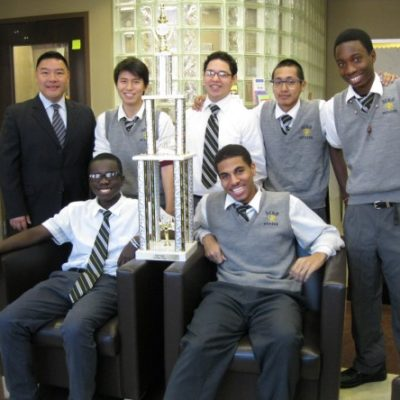 Bronx Chess Team Goes For Gold