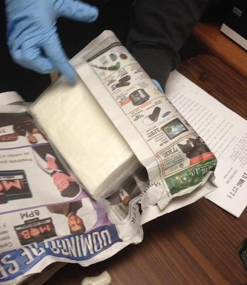 Alleged Drug Dealer Hid Coke In Jacuzzi