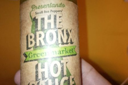 The Bronx Hot Sauce Has Arrived