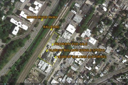 North Bronx – 2 Acres Of Prime Industrial Land For Sale