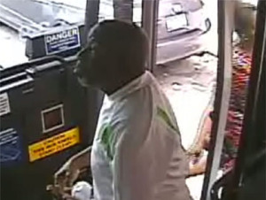 Man Came At Woman With Knife On Bus