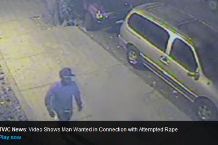 Attempted Rape Suspect Sought