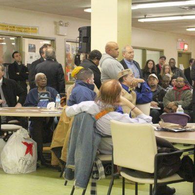 NYCFC Bronx Town Hall Meeting Turns Sour