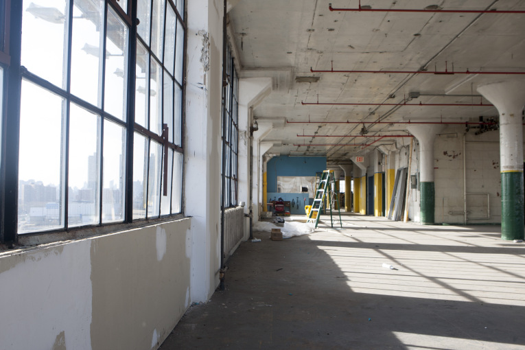 Inside The Transformation Of The Bruckner Building