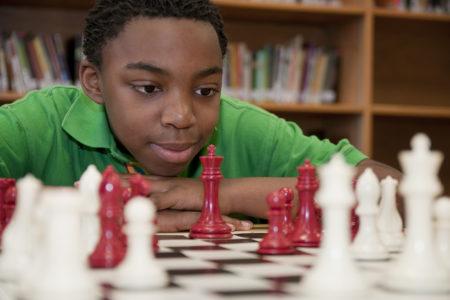 "Bronx Borough President Diaz Hosts ""Chess In The Schools"" Tournament"