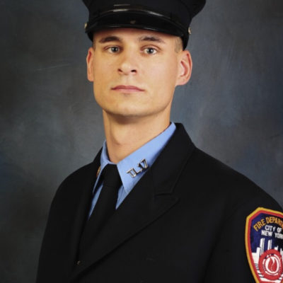 Firefighter Christopher Slutman Dead At 43