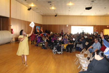 BP Diaz Hosts 2nd Annual Bronx Gospel Concert
