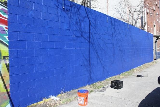COPE2 & RETNA Collaborate On Bronx Mural