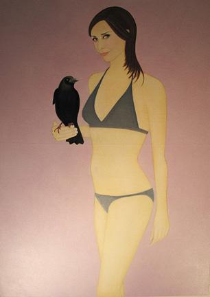 Crows by Hannah Corbett.