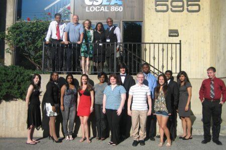 CSEA 2010 Scholarship Recipients