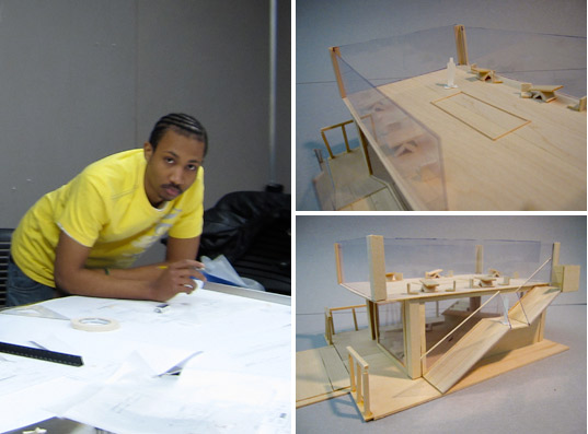 Students Design High Bridge Art Gallery