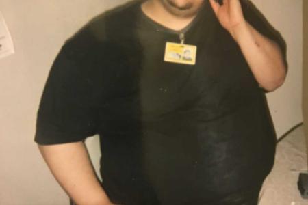 Derick Saninocencio, 36, Missing